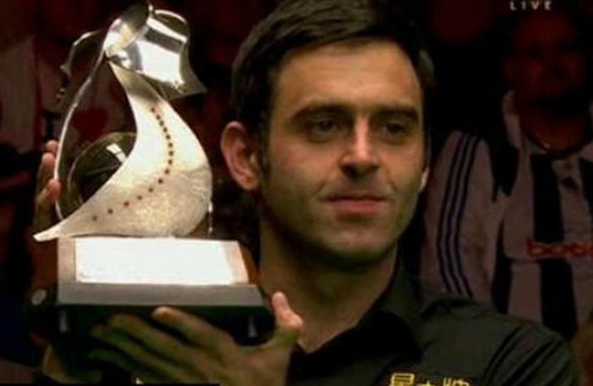 Ронни О'Салливан, worldsnooker.com