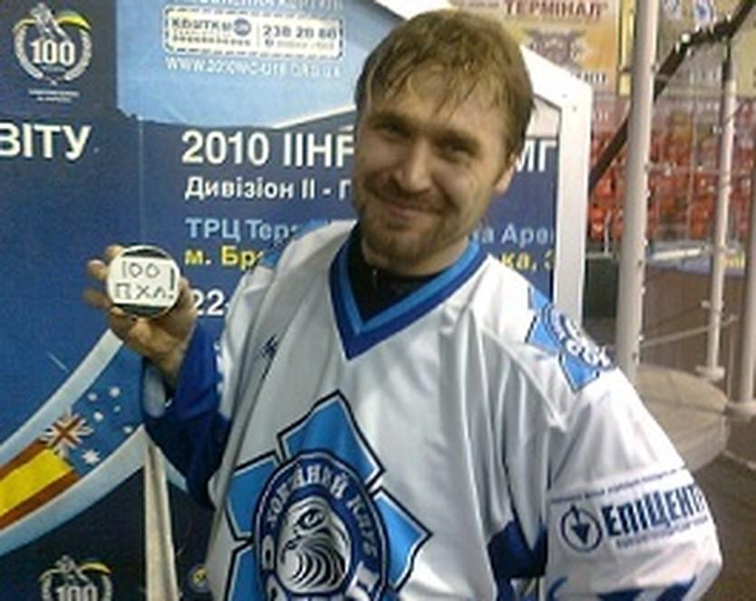 Виталий Кириченко, ХК Сокол