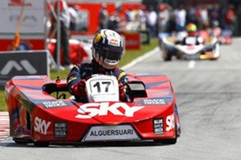 Хайме Альгерсуари, autosport.com