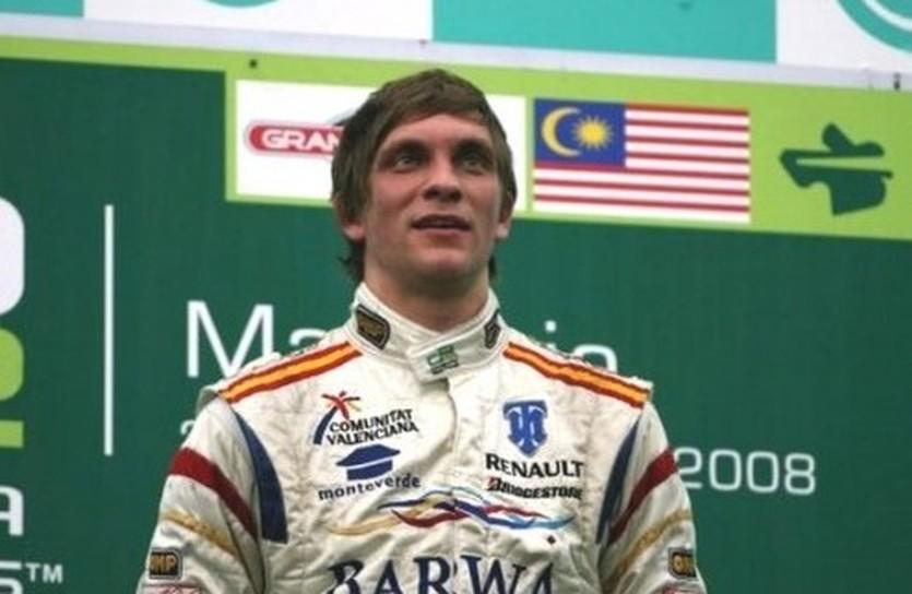 Виталий Петров, proautosport.kz