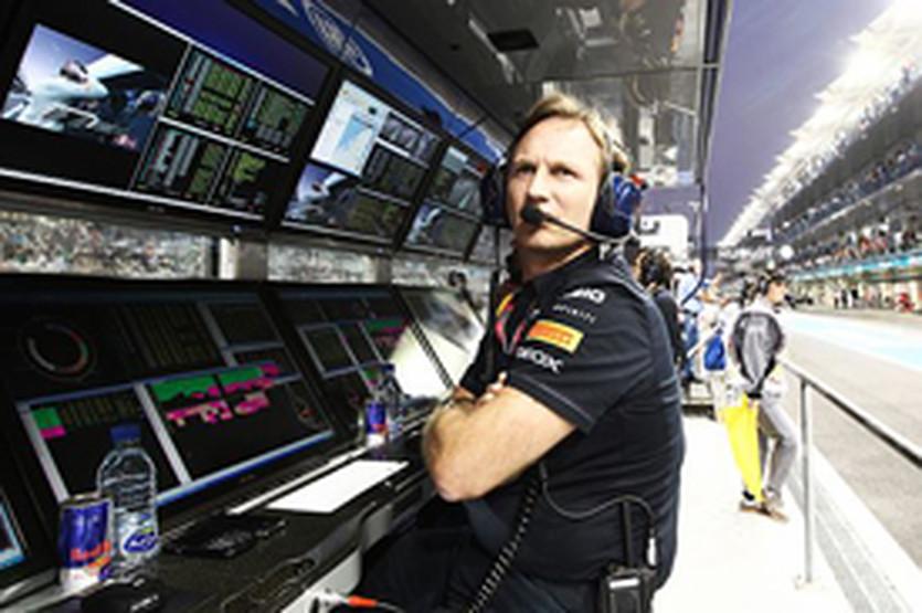Кристиан Хорнер, autosport.com