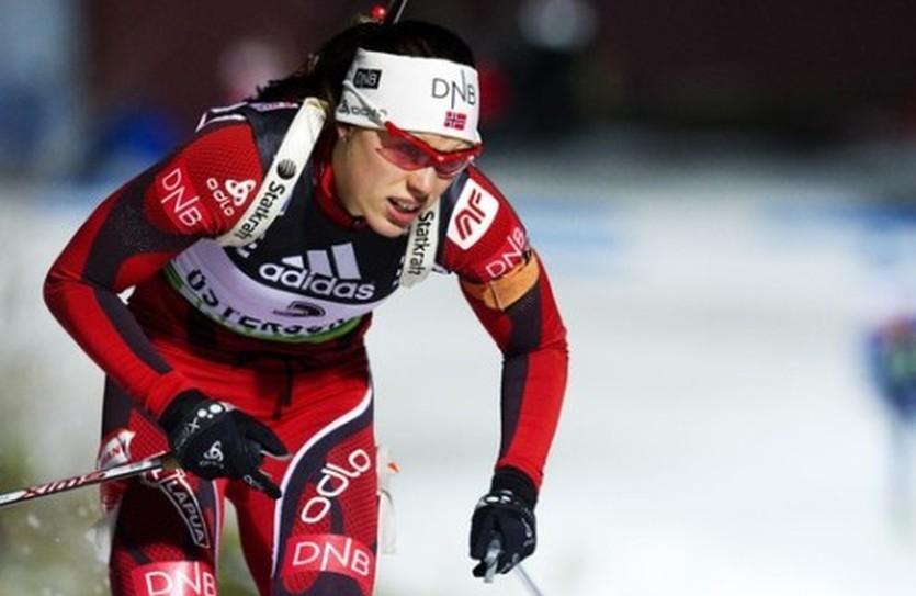 Сонневи Солемдаль - главная героиня гонки, Getty Images