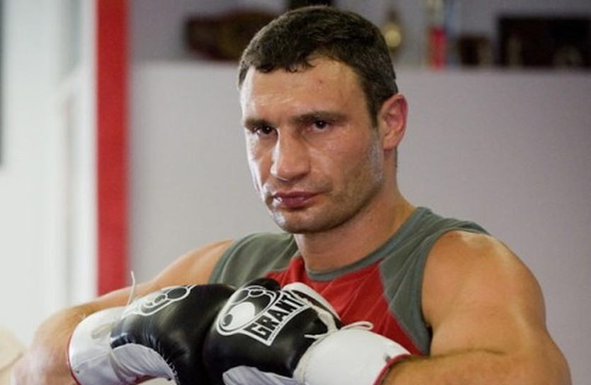 Виталий Кличко, klitschko.com
