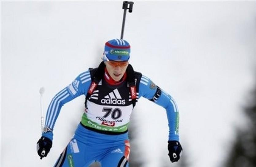 Ольга Зайцева, АР