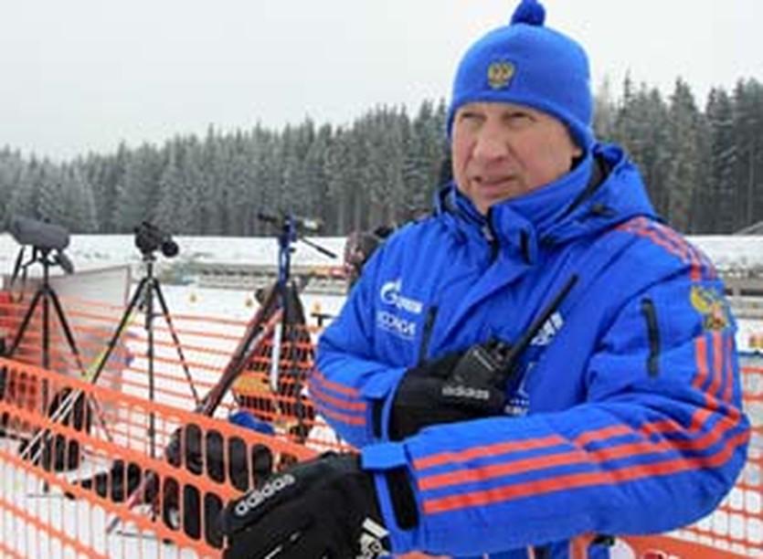 Валерий Польховский, biathlonrus.com