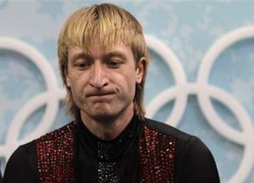 Евгений Плющенко, AP