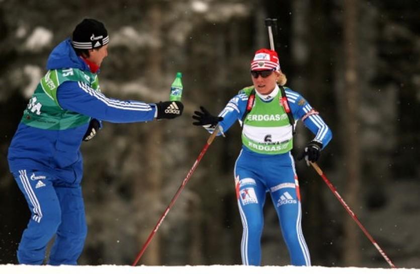 Яна Романова, biathlonrus.com