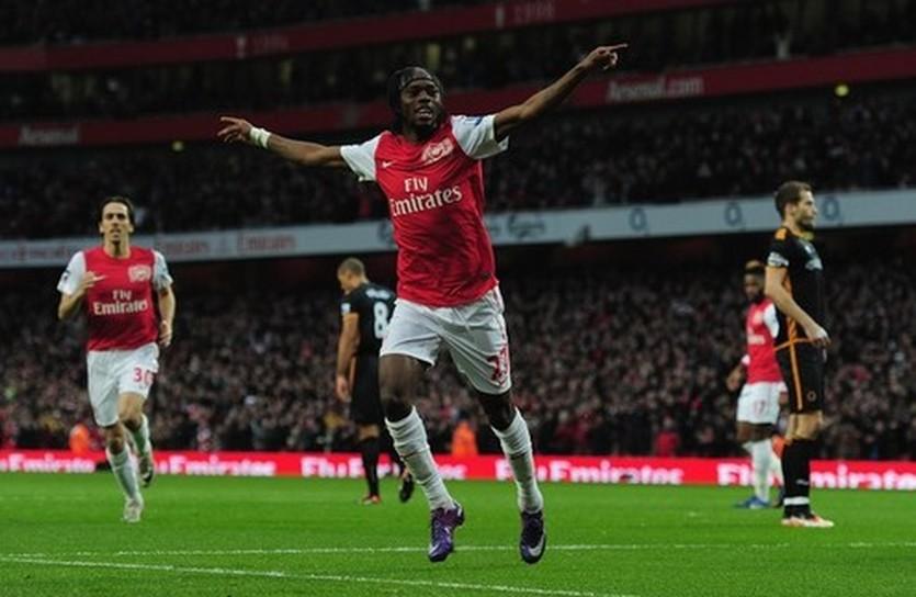 Гол Жервиньо не помог Арсеналу, Getty Images