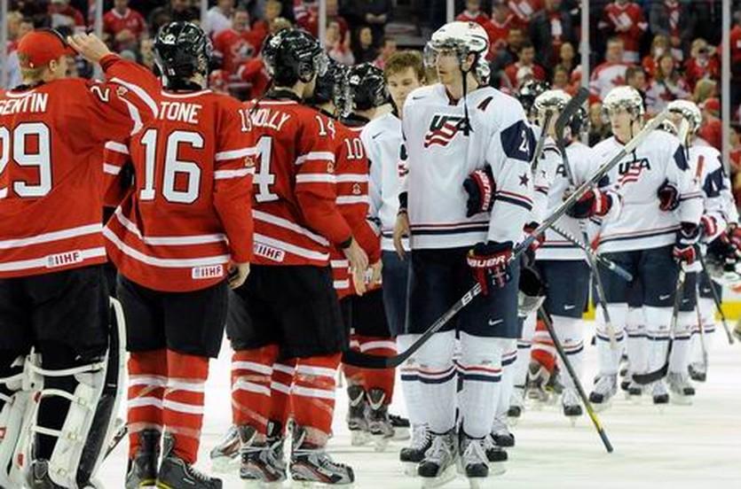 Канада и Швеция - в полуфинале, США борется за выживание, Getty images