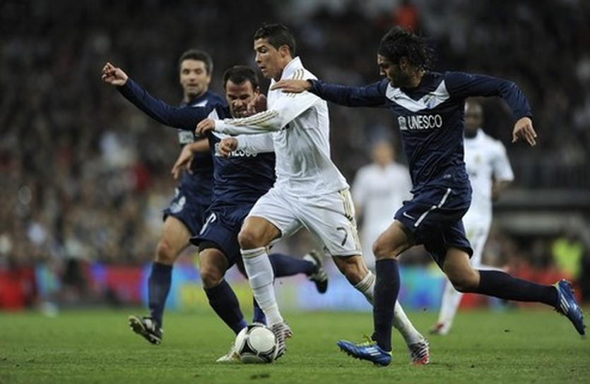 Роналду сдержали, Getty Images