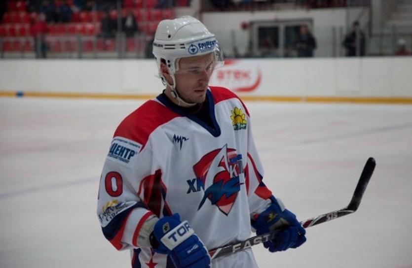 Александр Михеенок, ХК Акулы