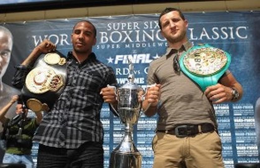 Андре Уорд (слева), Getty Images