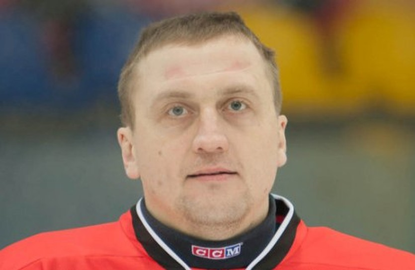 Степан Пономарев, ХК Беркут