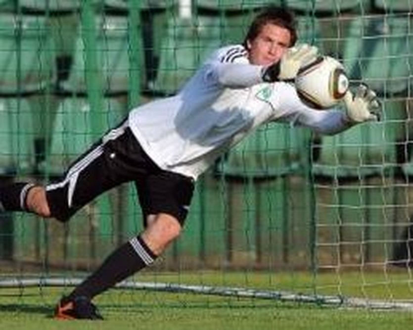 Константин Махновский, фото ФК Легия