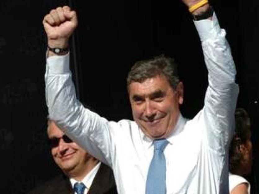 Эдди Меркс, Fotoreporter Sirotti