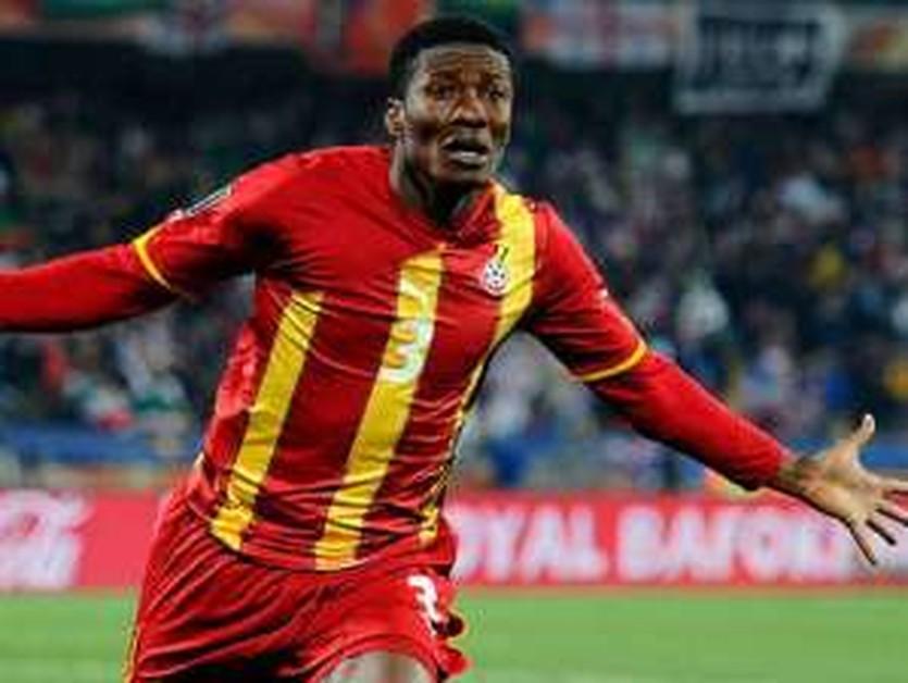Асамоа Гьян, goal.com