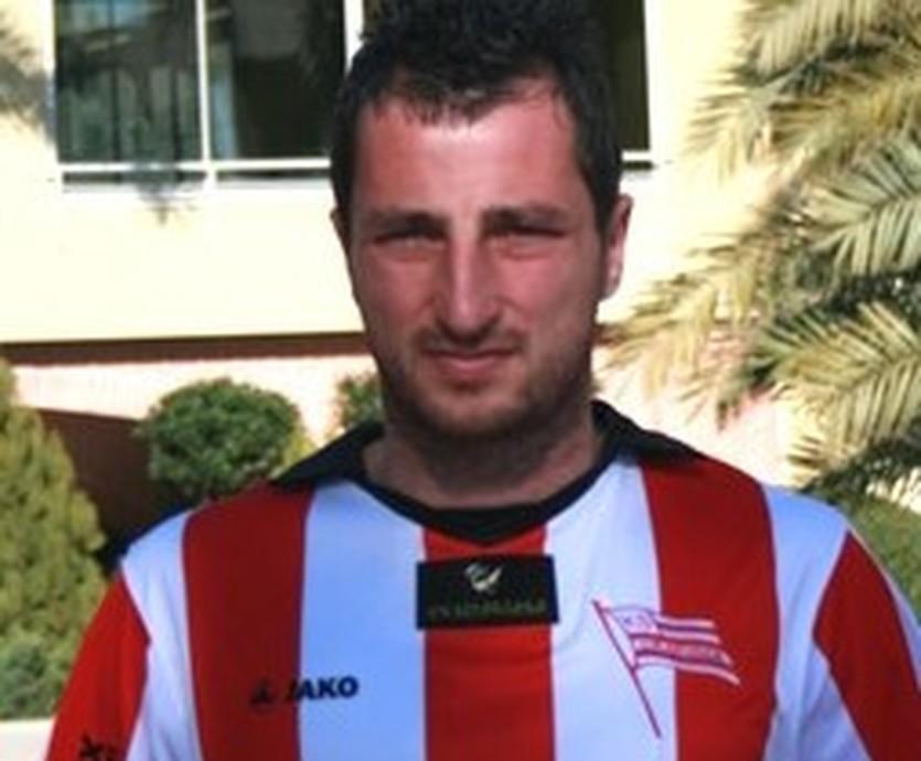 Георгий Чихрадзе, фото lugansk-football.com