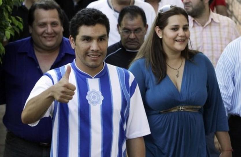 Сальвадор Кабаньяс, Reuters