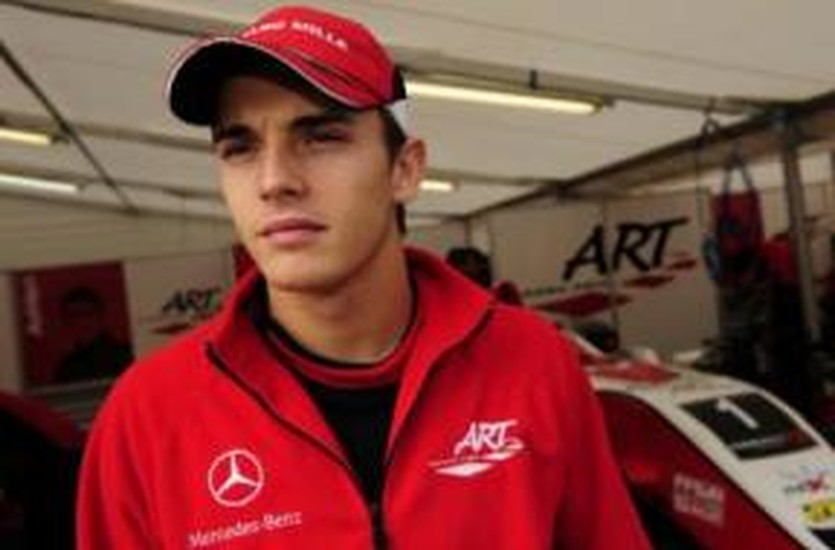 Жюль Бьянки, racing-1.com