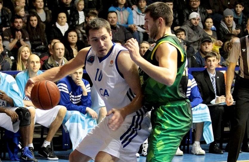 Денис Коршук сыграл отменный матч, фото БК Одесса