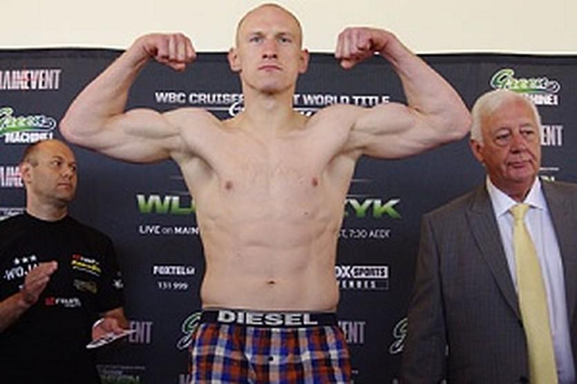 Кшиштоф Влодарчик, fightnews.com