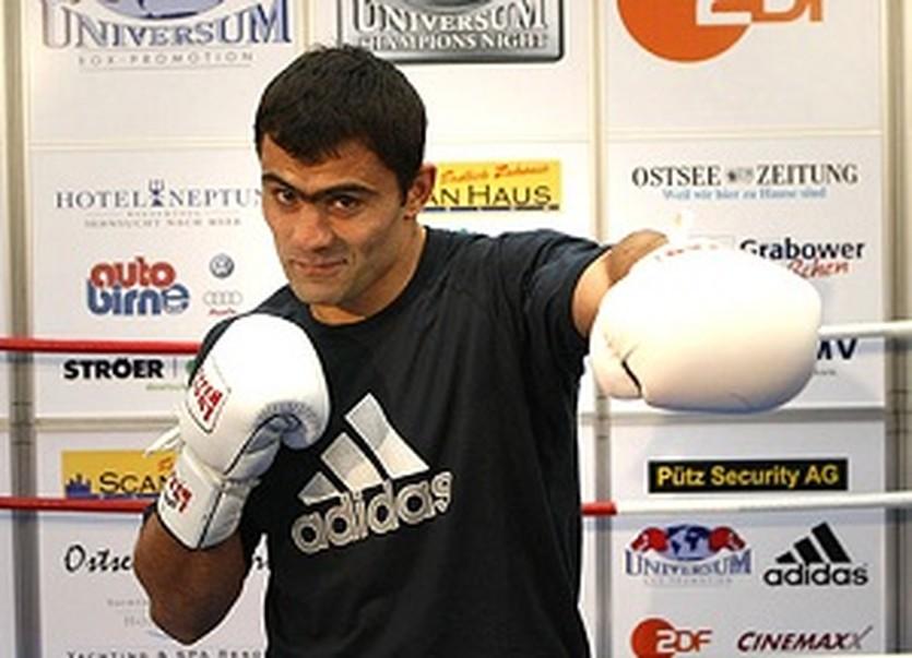 Рахим Чахкиев, boxing.de