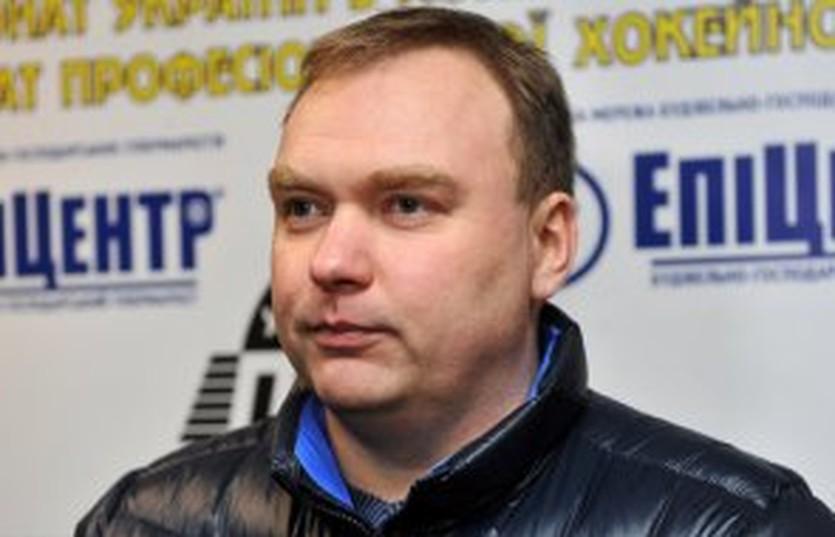 Дмитрий Пидгурский, ХК Беркут