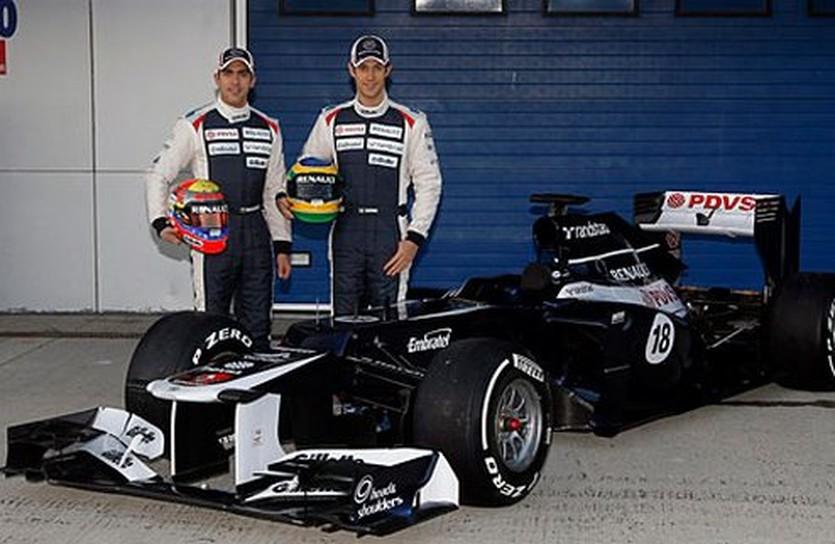 FW34, autosport.com