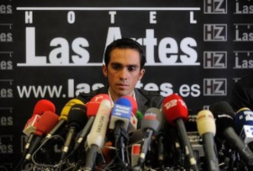 Альберто Контадор, Getty Images