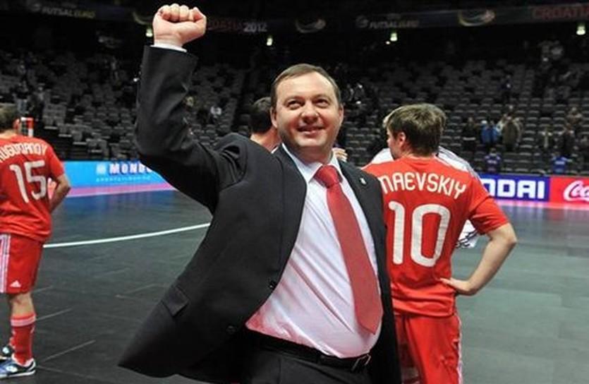 Сергей Скорович, uefa.com