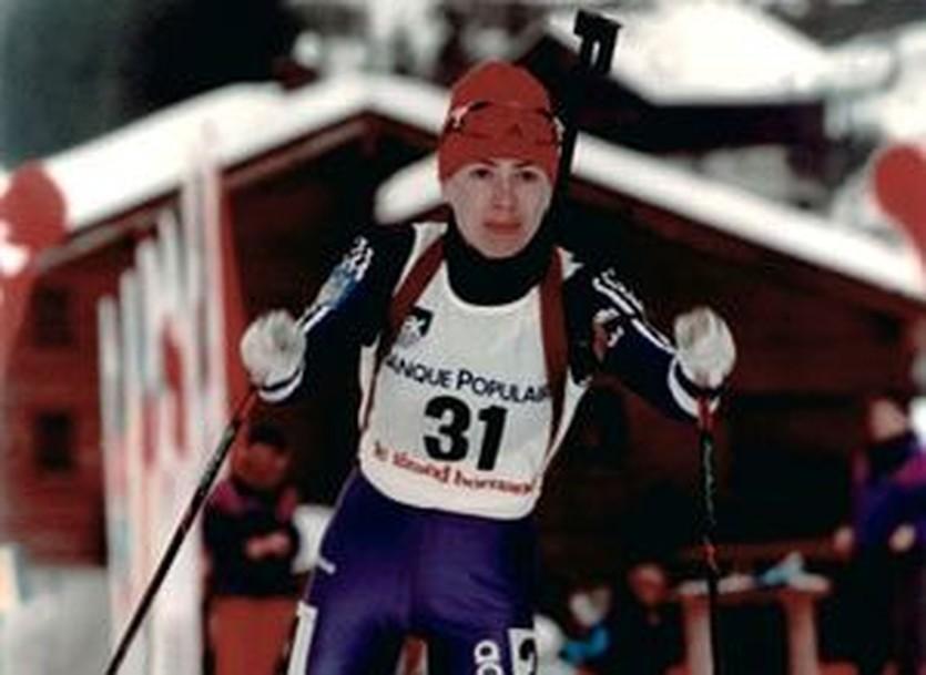 Валентина Цербе-Несина, olympicgames.com.ua