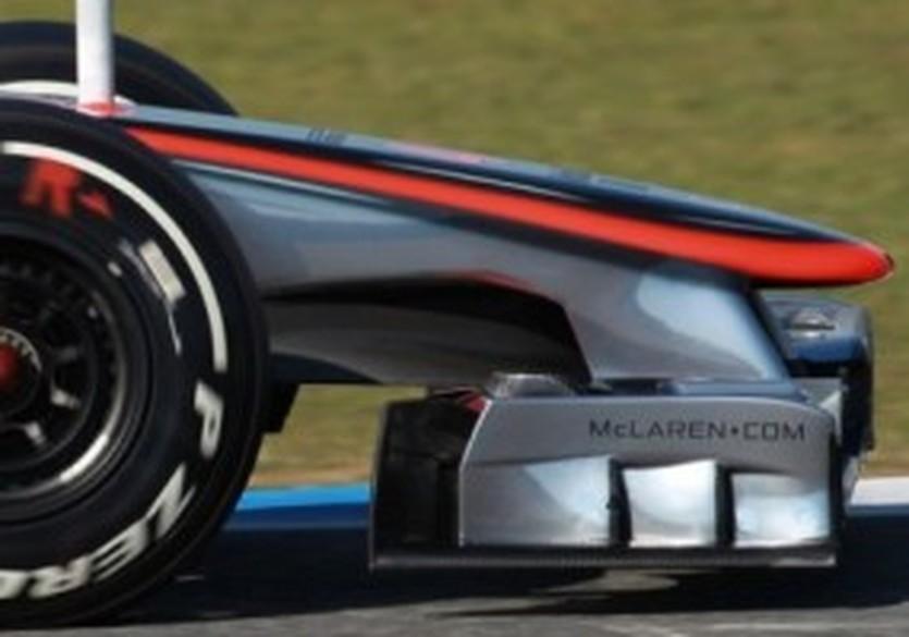"""Новый """"нос"""" Макларен, motorsport.com"""