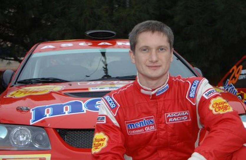 Валерий Горбань, ascania-racing.com
