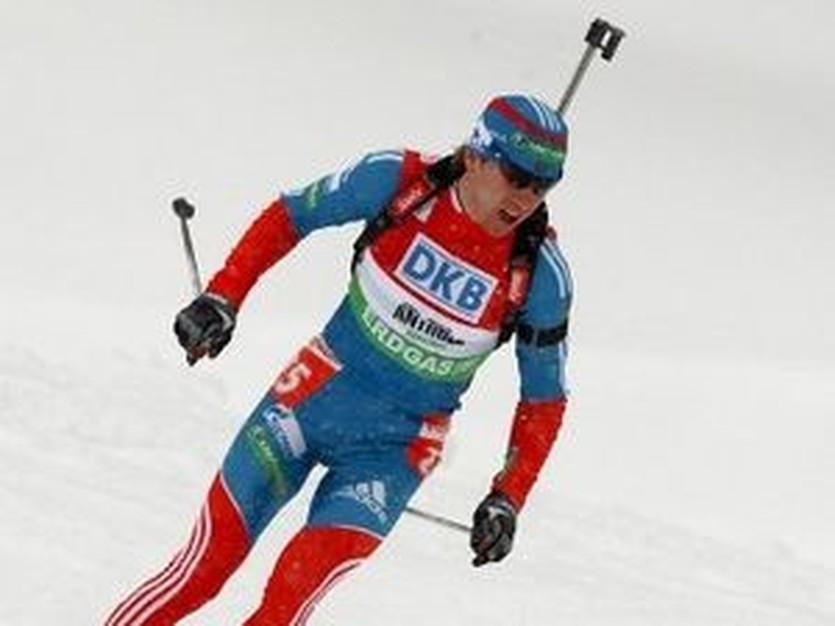 Алексей Волков, biathlonrus.com