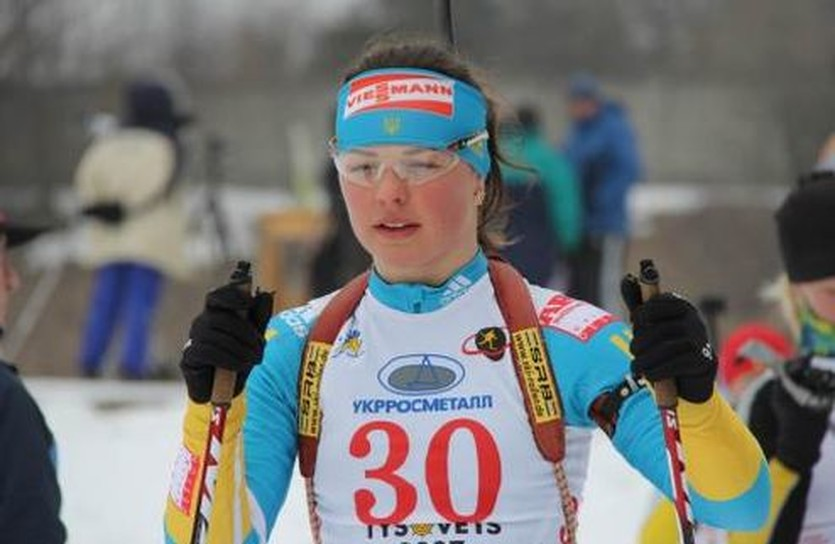 Юлия Бригинец, biathlon.com.ua