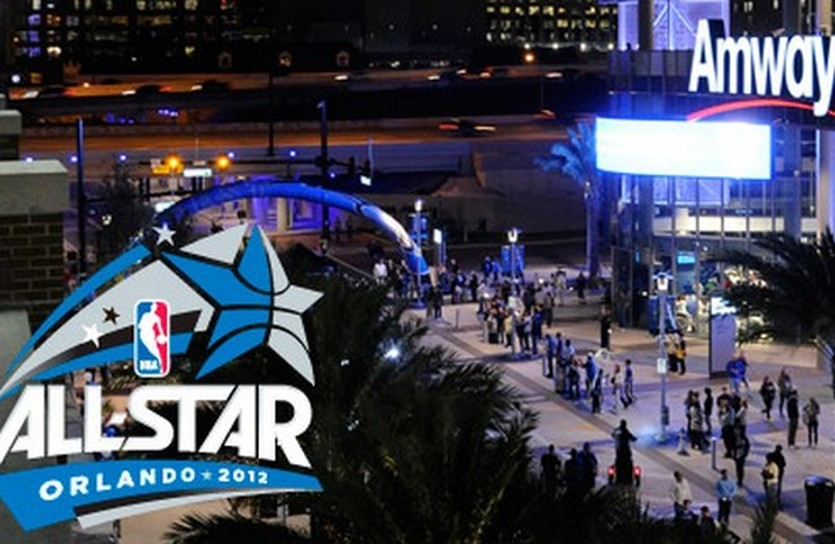 Amway Center, getty images