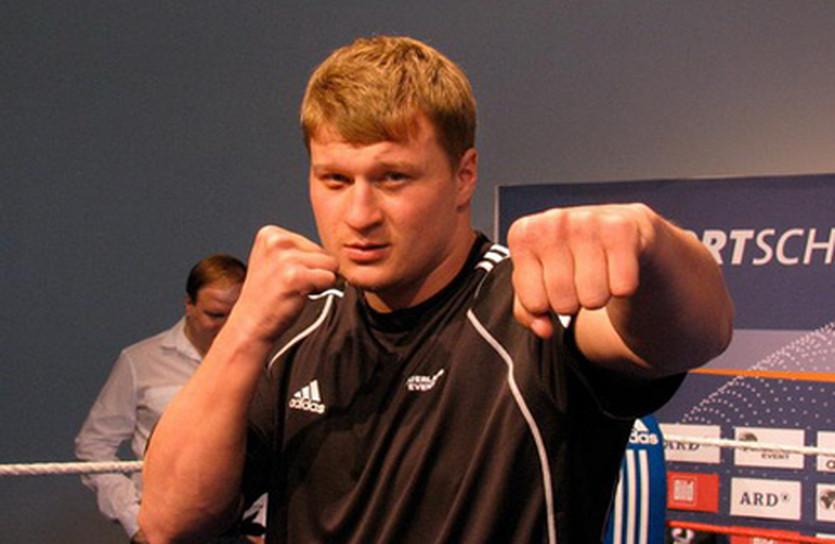 Александр Поветкин, boxen.com