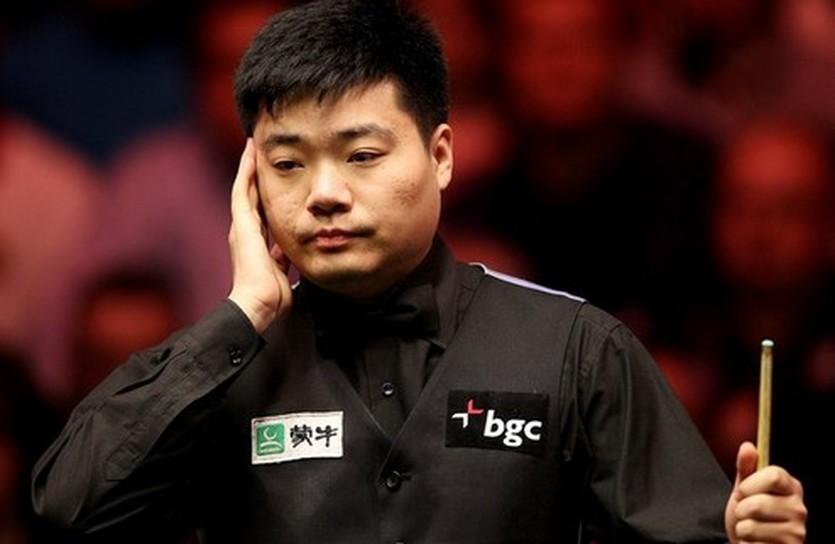 Поверженный Дин Джуньху, Getty Images