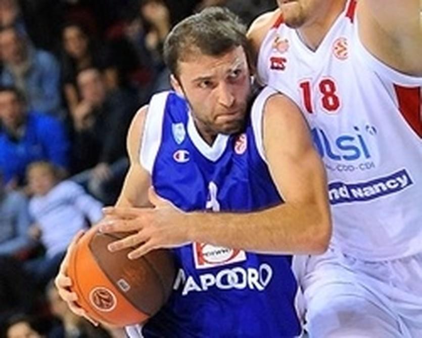 Манучар Маркоишвили, euroleague.net