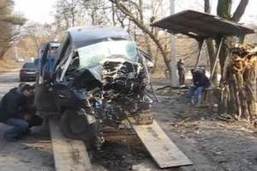 кадр из видео трагедии