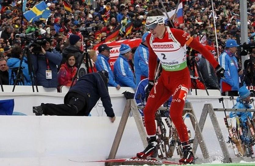Свендсен привез норвежцам золото, Getty Images