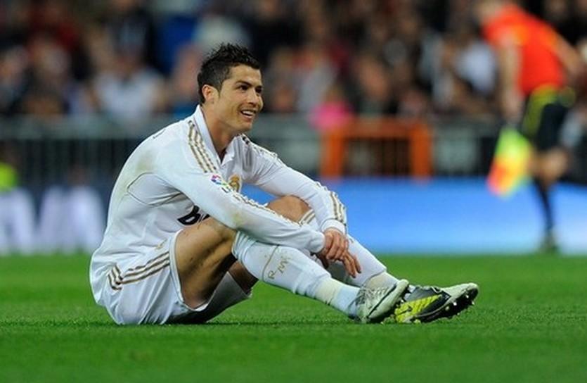 Роналду не пообедал, Getty Images