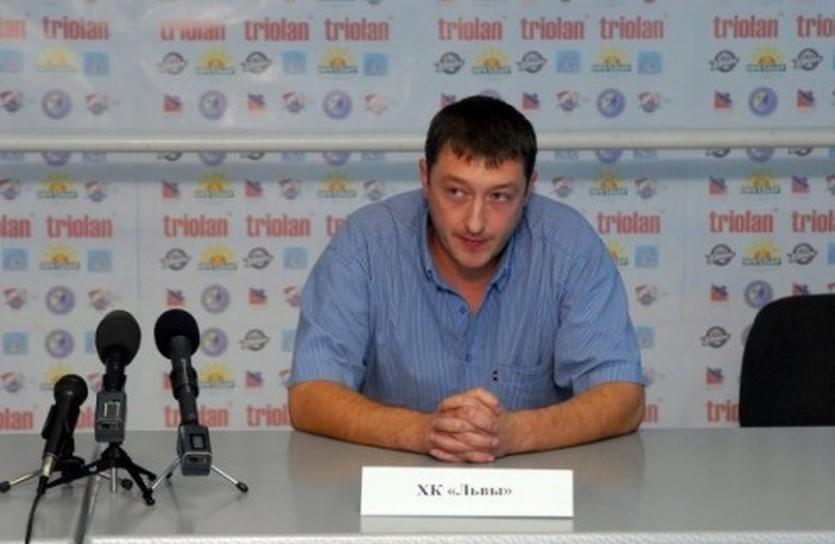 Михаил Чиканцев, фото ХК Акулы