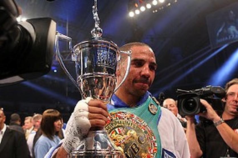 Андре Уорд, fightnews.com