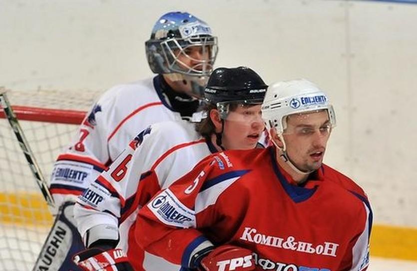 Денис Заблудовский (справа), hc-berkut.com