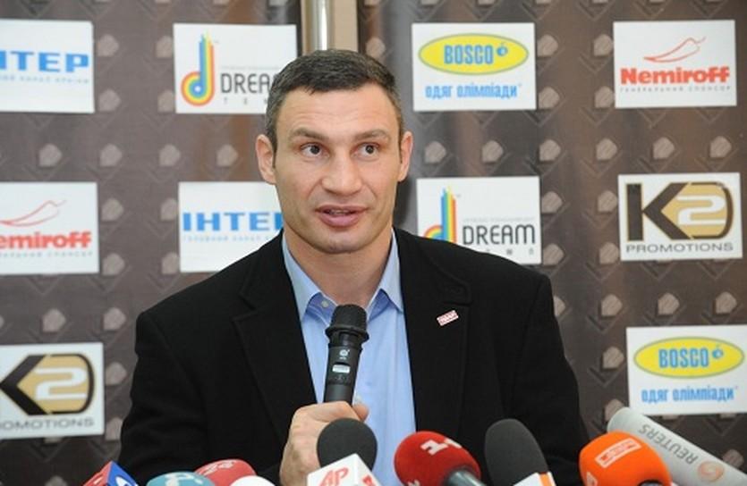 Виталий Кличко, K2 Promotions