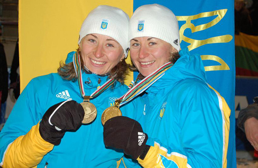 Сестры Семеренко, skisport.ru