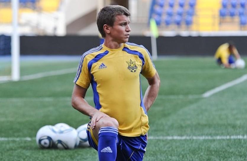 Руслан Ротань, фото Д.Неймырка, football.ua