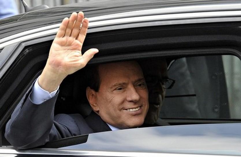Сильвио Берлускони, Reuters