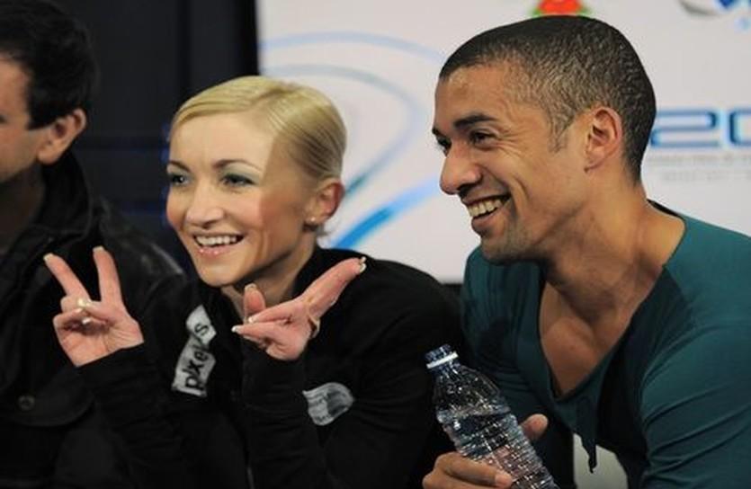 Алена Савченко и Робин Шолковы, Getty Images